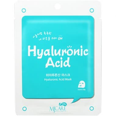 Маска тканевая с гиалуроновой кислотой MJ Care Hyaluronic Acid Mask