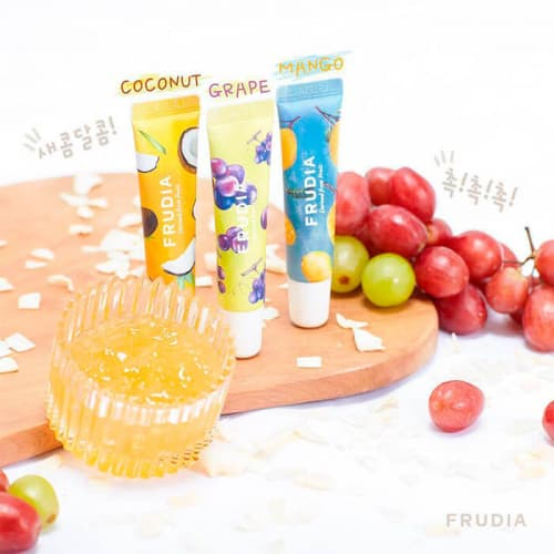 Маска для губ FRUDIA Mango Honey Lip Mask